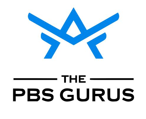 The PBS Gurus Logo